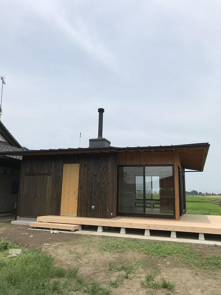 8/4-5 上三川町 平屋セカンドハウス完成見学会
